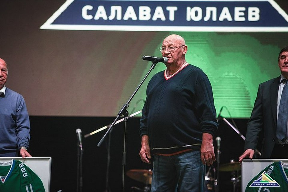 Ушёл изжизни лучший бомбардир вистории «Салавата» Владимир Быков