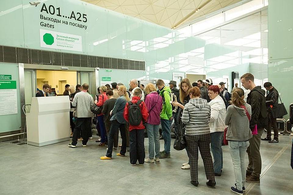 Пассажиры «Пулково» с15января должны распечатывать электронные билеты