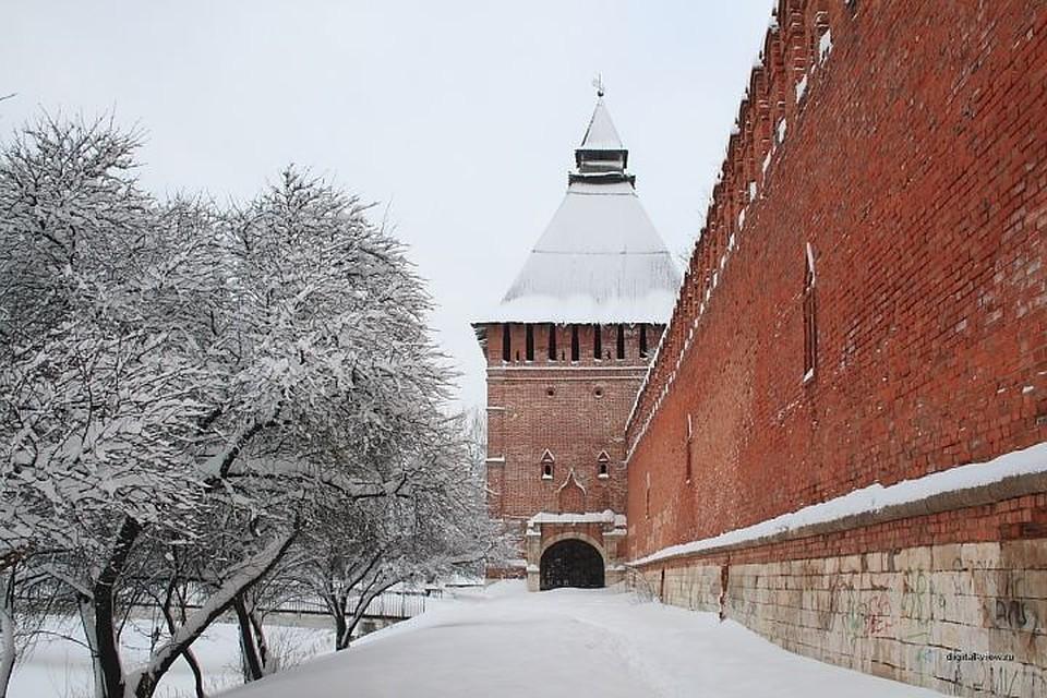 Волонтеры помогут в реконструкции Смоленской крепостной стены