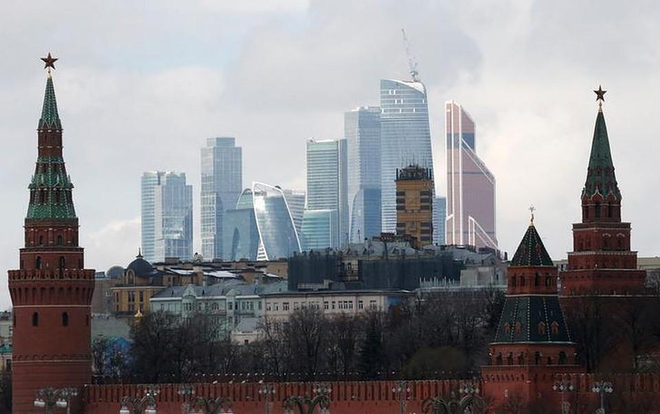 Москва заняла 2-ое место всписке самых дорогих городов Европы