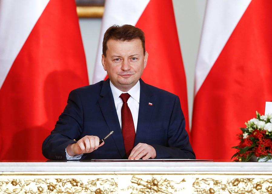 Руководитель Минобороны: Польша рассчитывает нарасширение военного присутствия США