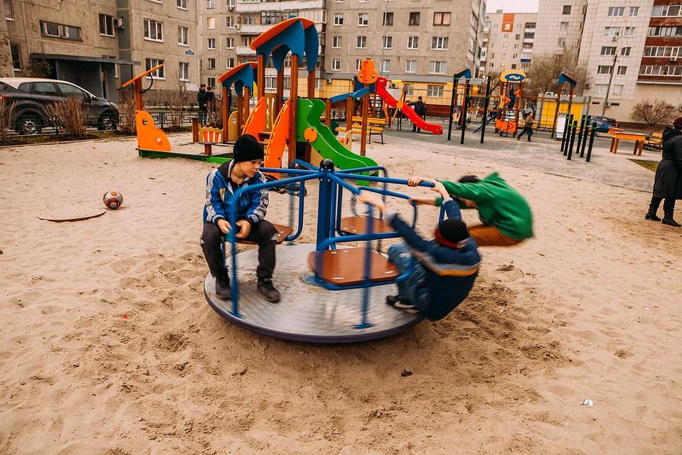 Тридцать восемь дворов благоустроят в 2018г. вТюмени