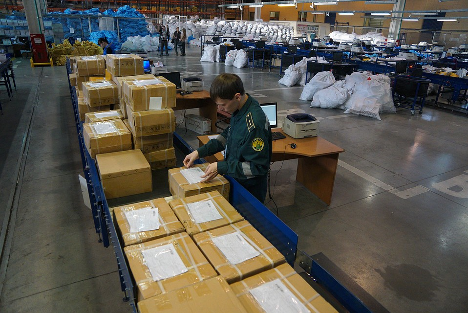 «Почта России» в2017г отмечает рост почтового экспорта наУрале вдвое