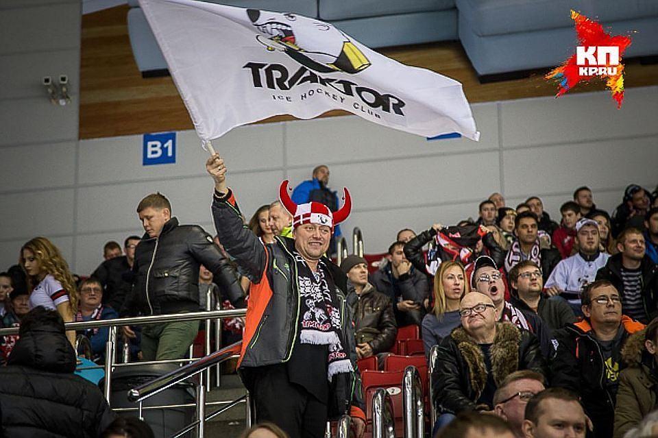 «Авангард» потерпел 4-е подряд поражение вКХЛ, проиграв «Трактору»