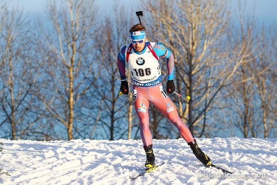 Француз Мартен Фуркад одержал победу масс-старт наэтапе Кубка мира побиатлону