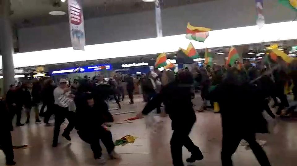 Массовое побоище: Турки напали накурдов вГермании