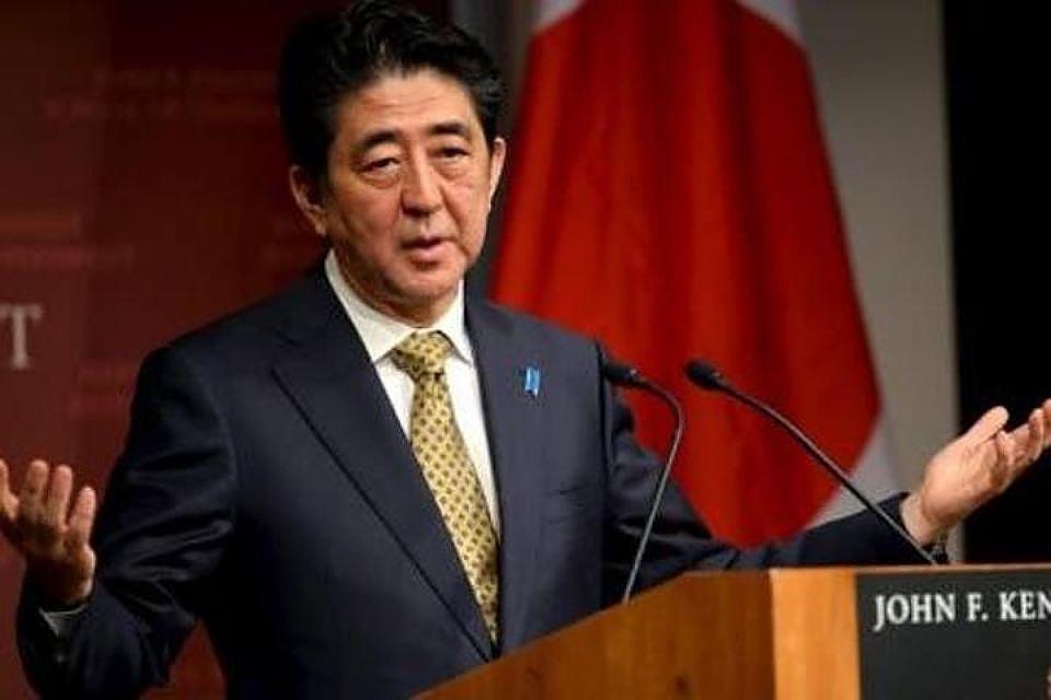 Премьер Японии объявил ожелании поехать наОлимпиаду вПхенчхане