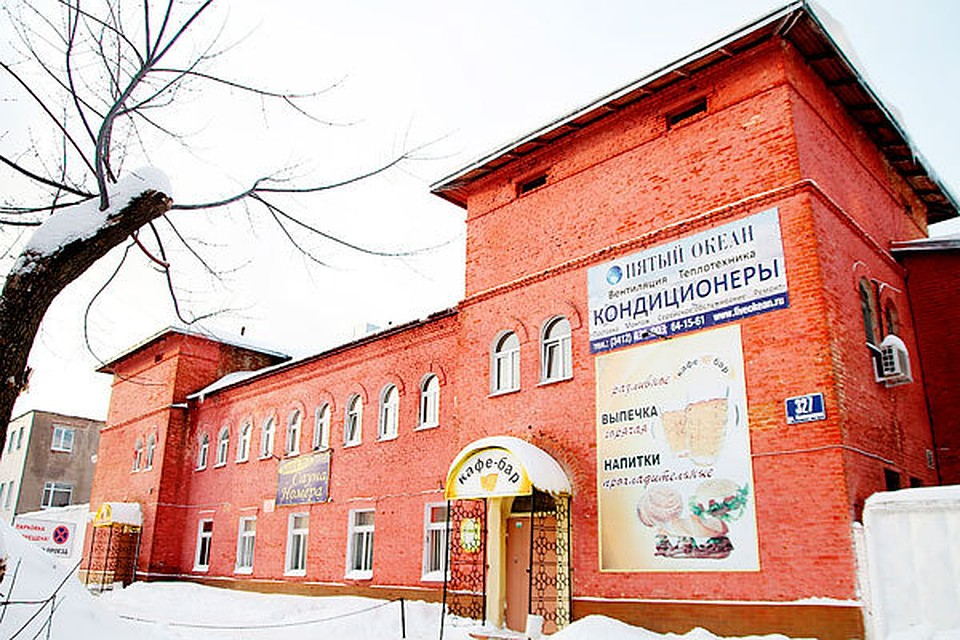 Городскую баню №3 могут реконструировать вИжевске ФОТО
