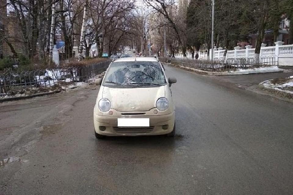 Два 10-летних ребенка попали под колеса «Матиза» вСтаврополе