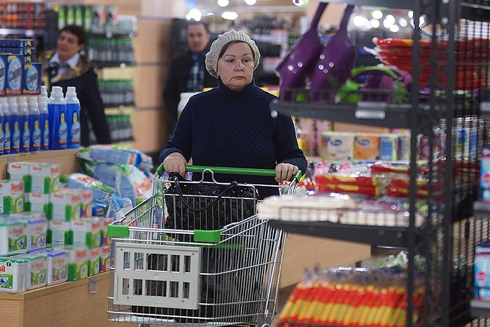 В минувшем году волгоградцы чаще делали покупки иходили врестораны