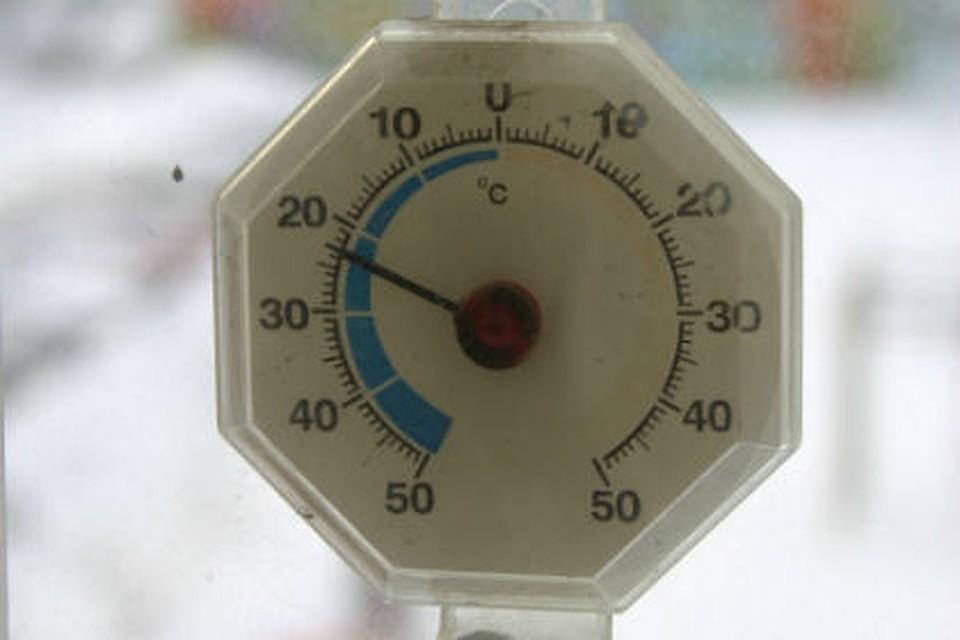 Погода вОмске: 28января потеплеет до-7°C
