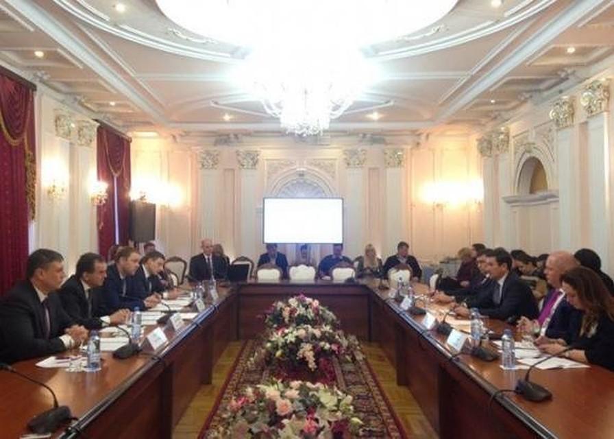 Кондратьев ставит крупную «ставку» на небольшой исредний бизнес Краснодарского края