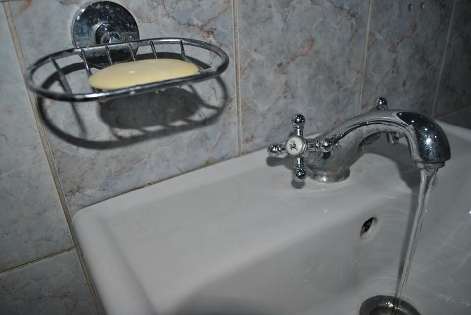 Сутки небудет воды вцентре Ростове