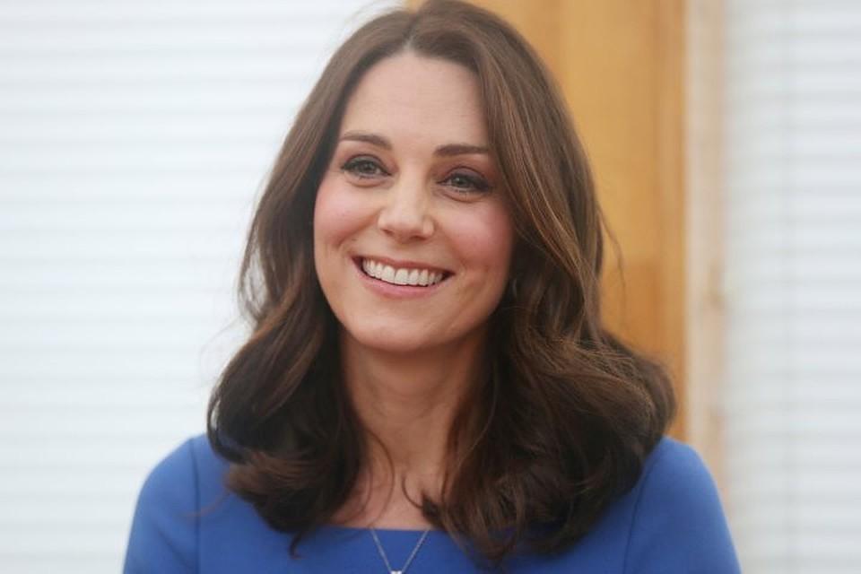 Кейт Миддлтон пожертвовала свои волосы напарики детям