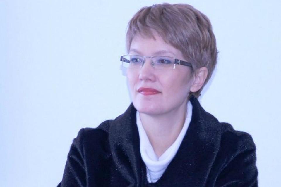 Инна Елецкая стала директором департамента образования Омска
