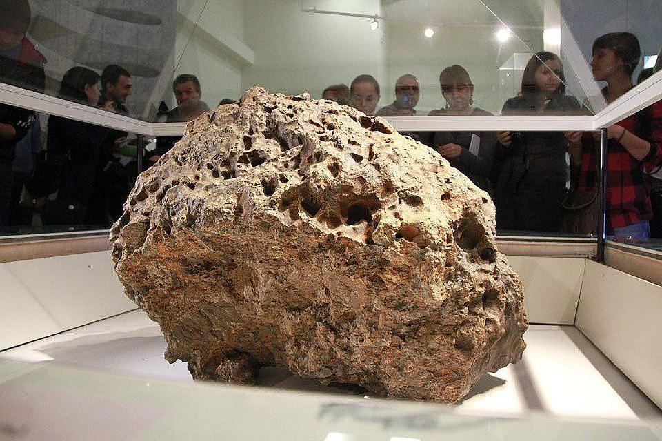 Южноуральцы смогут прикоснуться кметеориту изагадать стремление