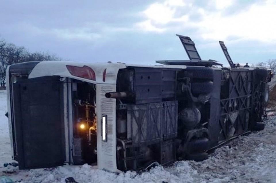 Подполковник МЧС умер вкрупной трагедии савтобусом под Ростовом