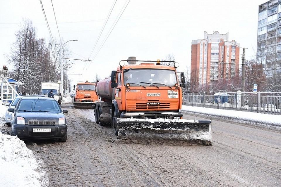 Завтра ярославским водителям выдадут «снежный билет»