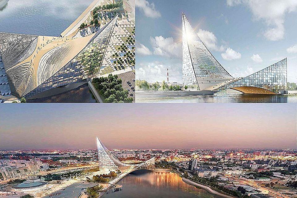 Строительство конгресс-холла вЧелябинске начнется весной