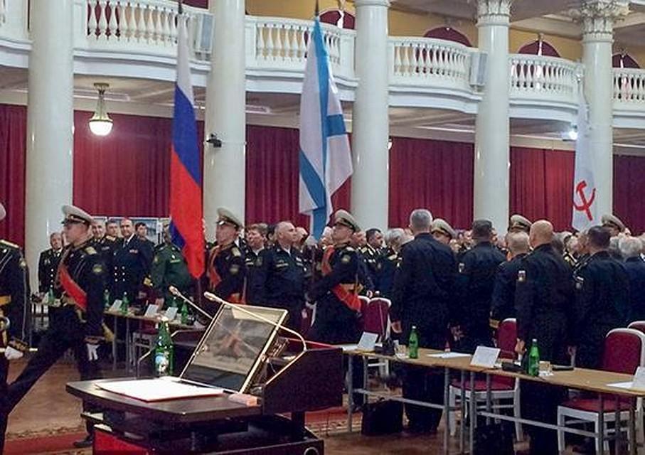 ВПетербурге подчеркнули 60-летие атомного подводного флота РФ