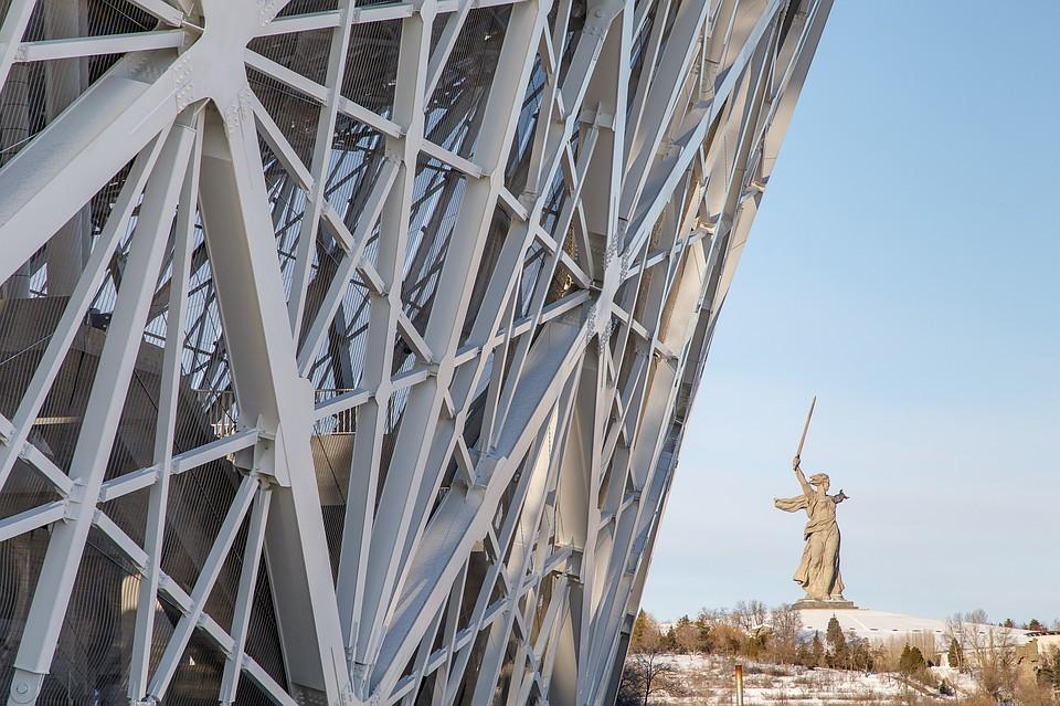 Наохрану «Ростов Арены» выделено неменее 56 млн.