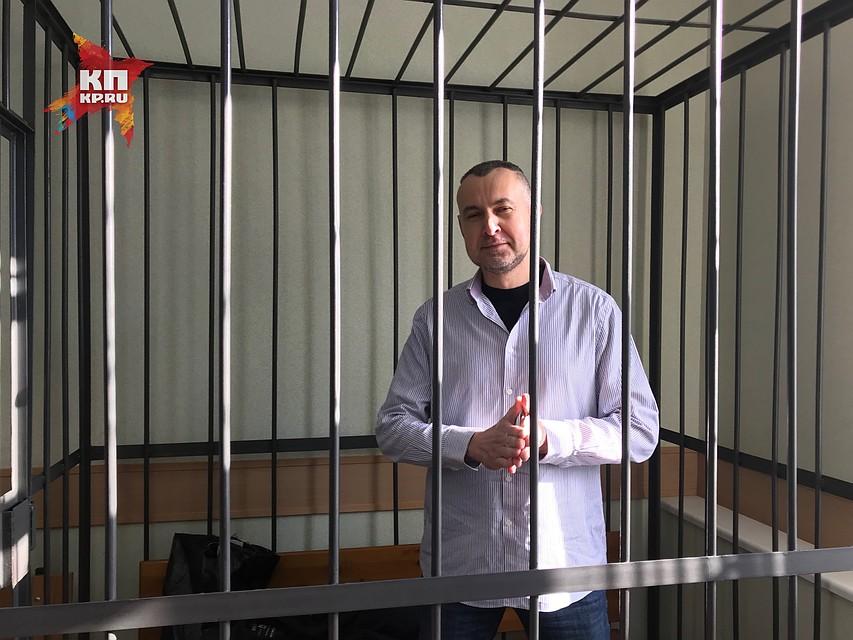 ВРязани начали оглашать вердикт бывшему зампреду облправительства Андрееву
