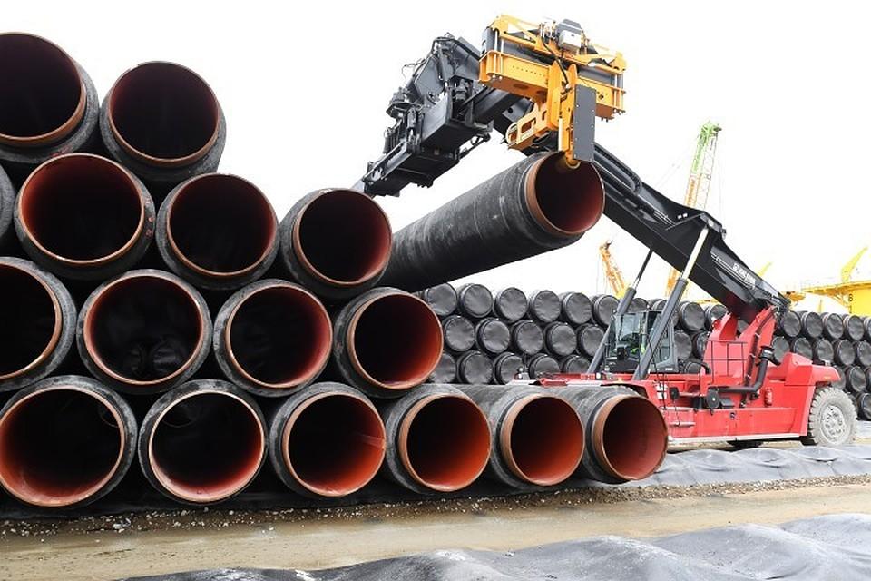 Коболев: Германия может разрешить строительство «Северного потока-2» весной