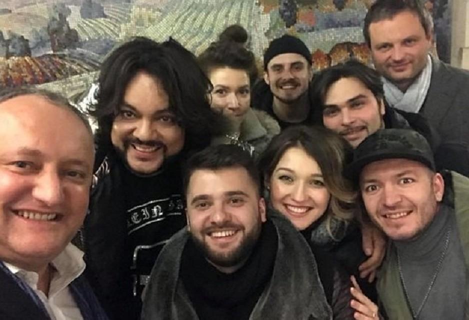 Киркоров поведал, как отпраздновал победу DoReDoS— фантастический вечер