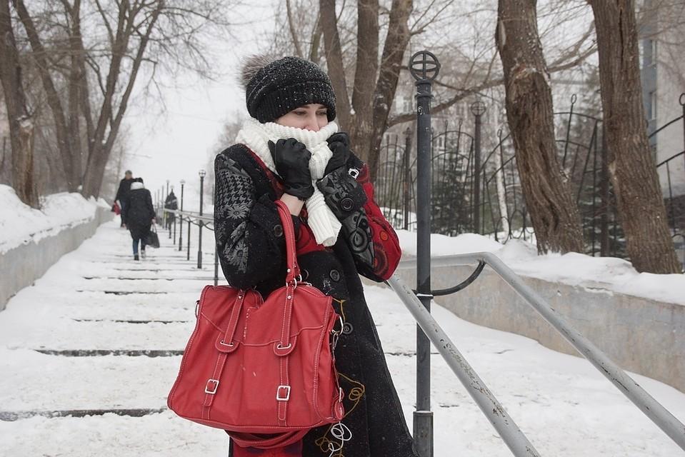 ВСамарской области ксередине недели похолодает до-30°C