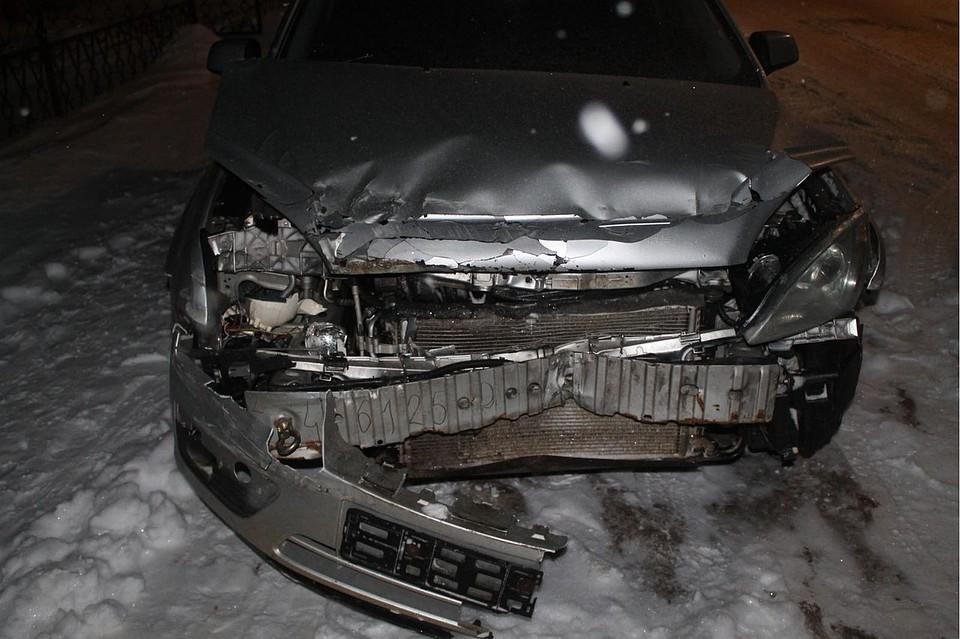 Натрассе «Орёл-Тамбов» большегруз сбил трёх человек— Смертельное ДТП