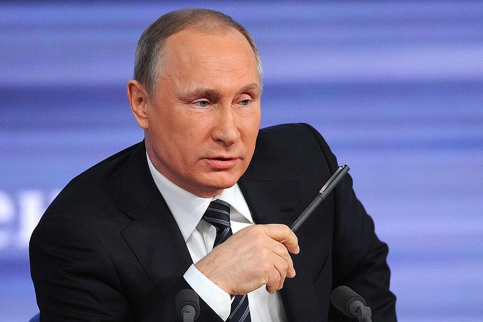 Путин объявил о«поворотном моменте», вкотором находится РФ
