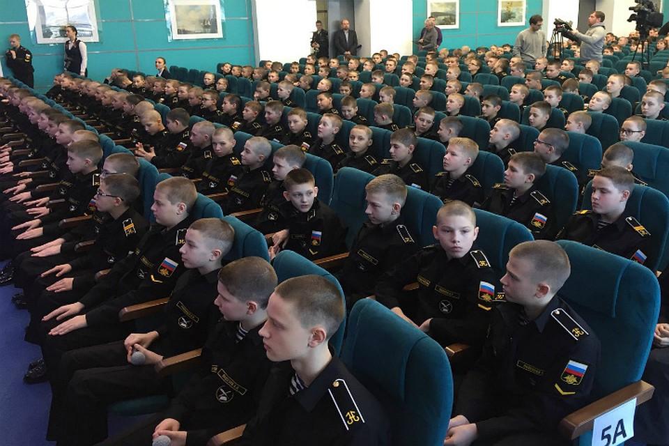 Шойгу вручит знамя мурманскому военно-морскому училищу
