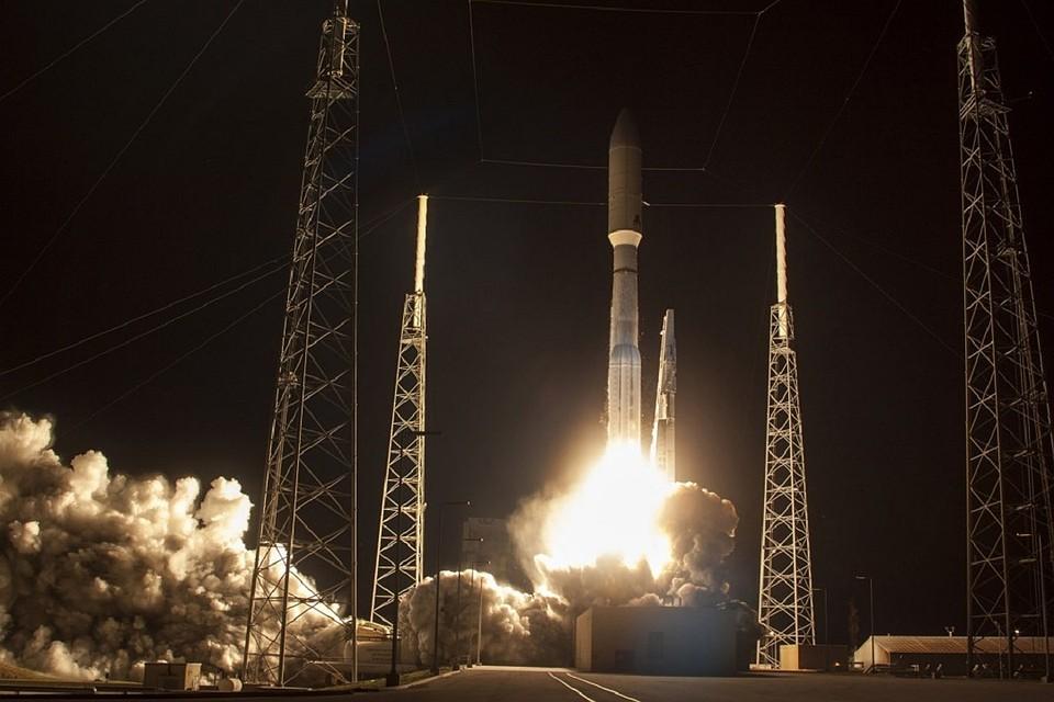 В США запустили ракету-носитель Atlas V