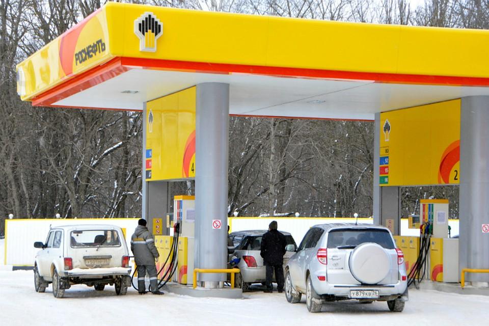 Хабаровский таксист напал спистолетом насельскую заправку