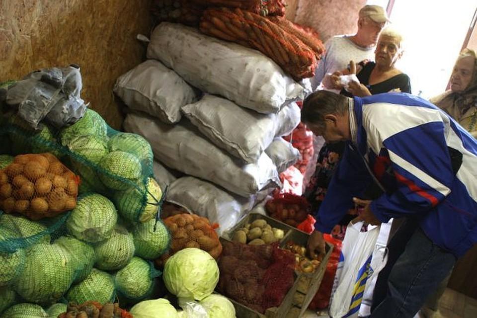 ВОмской области перед выборами президента резко подорожали продукты