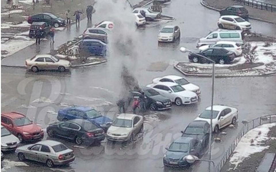 СКвозбудил дело после взрыва вавтомобиле вРостове-на-Дону