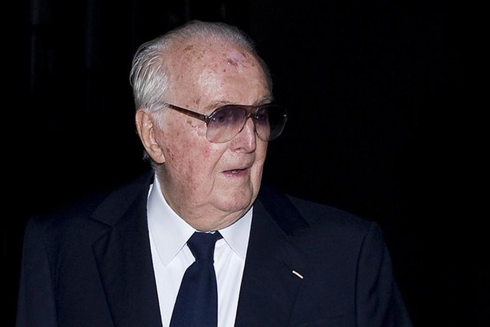 Ввозрасте 91 года скончался основатель популярного дома Живанши