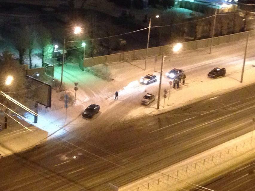 ВПетербурге разыскивают водителя Hummer, расстрелявшего полицейских