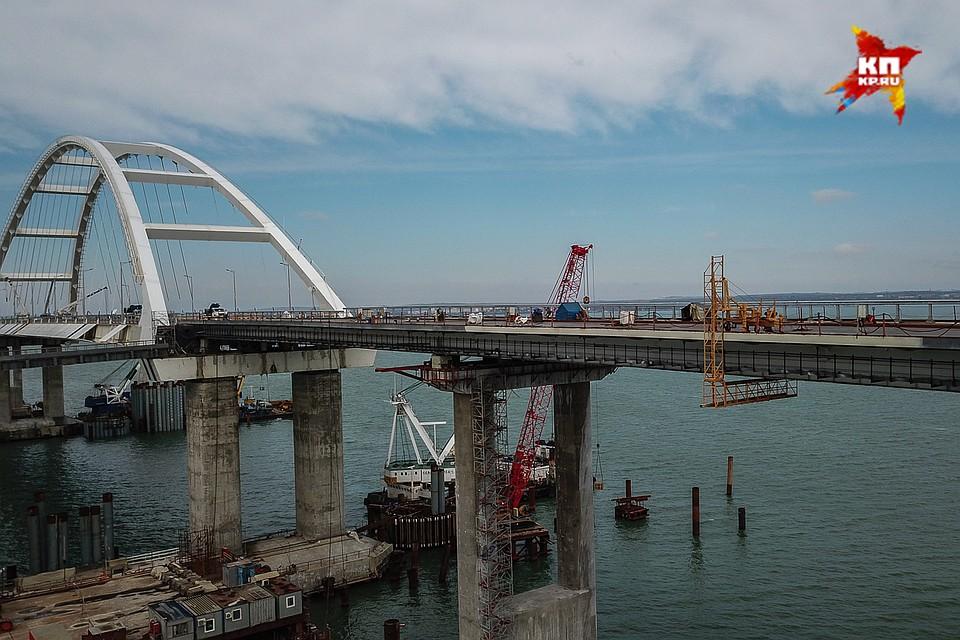 Блокада Крымского моста исанкции— Планы Ленура Ислямова