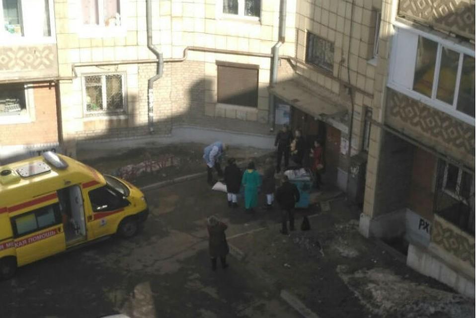 ВАнгарске 6-летний ребенок выпал изокна 5-ого этажа