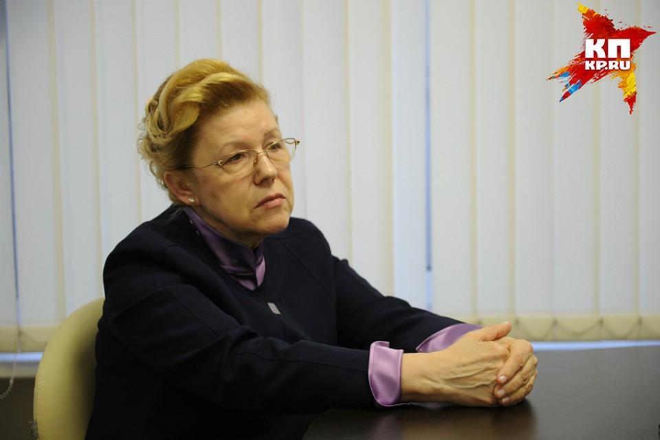 Мизулина жаловалась вГенпрокуратуру навидео ссоболезнованиями Путину