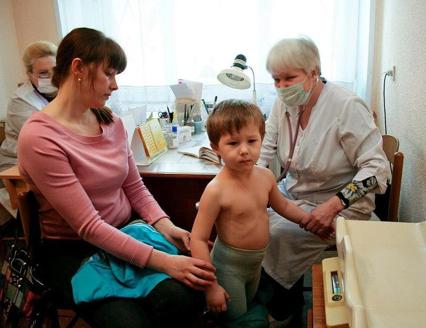 436 тыс. детей пройдут профилактический осмотр вВолгоградской области