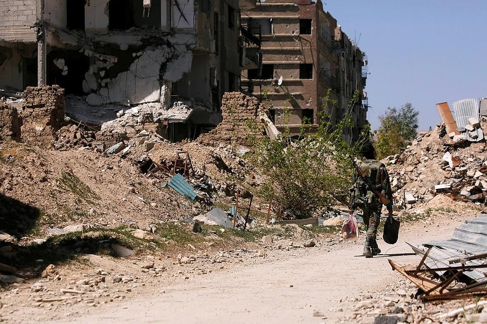 Российская Федерация заплатит большую цену захиматаку вСирии— Трамп