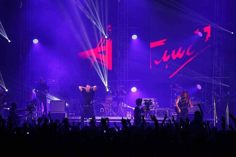 ВОмске отменили концерт известной рок-группы «Алисы»