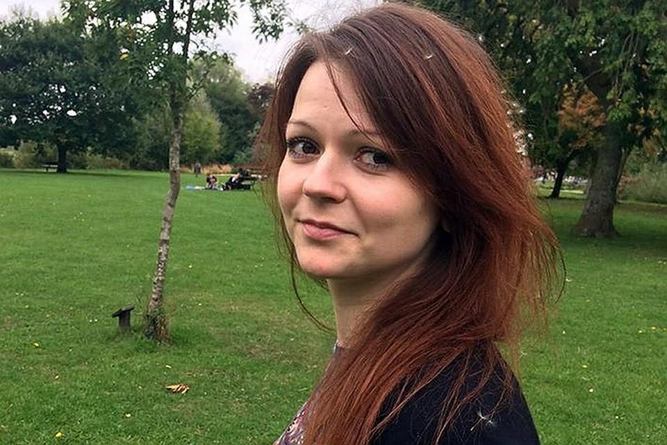 ПосольствоРФ: Лондон продолжает отказывать винформации о местоположении Юлии Скрипаль