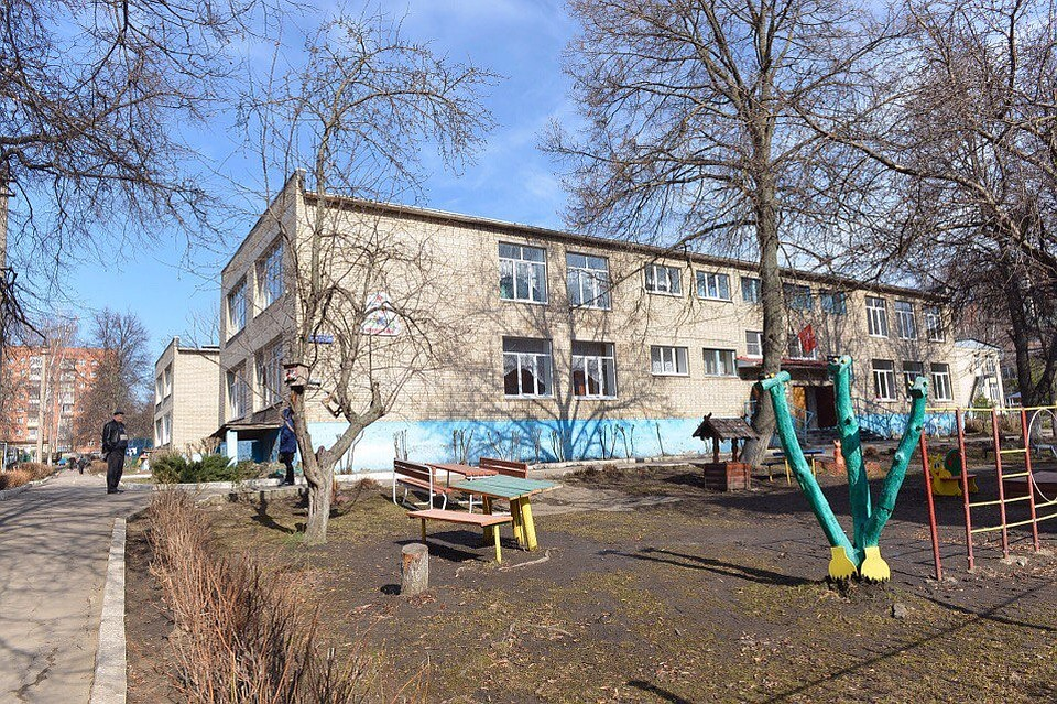 ВТуле детский парк  закрыли на3 месяца