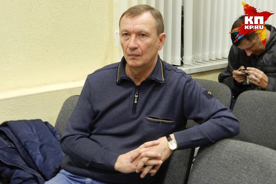 Экс-губернатора Брянской области Денина выпустят поУДО