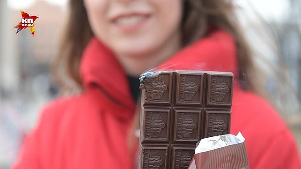 Самарец похитил изсупермаркета шоколадки, зачто пойдет под суд