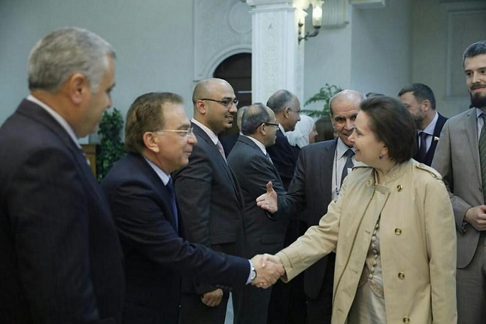 Асад готов приехать вХМАО— губернатор Комарова
