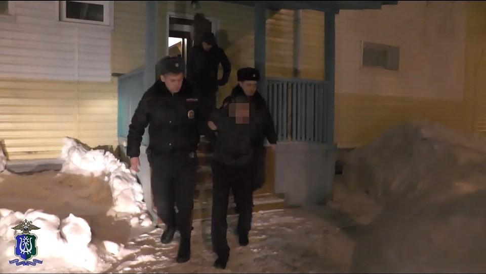 Югорские полицейские задержали серийного мошенника